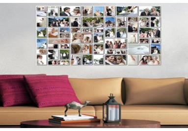 Réalisez un pêle-mêle avec vos photos